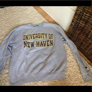 UNIVERSITY OF NEW HAVEN HOODIE